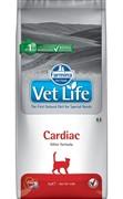 FARMINA Vet Life Cat Cardiac Для кошек при хронической сердечной недостаточности