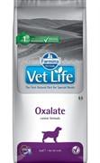 FARMINA Vet Life Dog Oxalate Ограничение образования уролитов уратного, оксалатного и цистинового типа