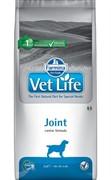 FARMINA Vet Life Dog Joint лечение воспалений костно-суставных тканей.