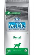 FARMINA Vet Life Dog Renal Хроническая почечная недостаточность (12 кг)