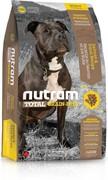 Nutram T25 сухой корм для собак с лососем и форелью  SALMON&TROUT (11,34 кг)