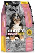 Nutram S3 Large Breed Puppy  сухой корм для щенков крупных пород (13,6 кг)