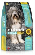 Nutram I20 Ideal Sensitive Dog - Skin, Coat & Stomach сухой корм для собак с проблемами ЖКТ кожи и шерсти (13,6 кг)