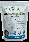 FIORY корм для карликовых кроликов Micropills Vet Care Intestinal профилактика кокцидиоза
