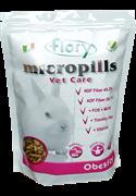 FIORY корм для карликовых кроликов Micropills Vet Care Obesity против ожирения