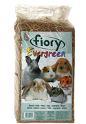 FIORY сено Evergreen 1 кг (30 л)