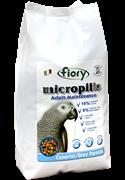 FIORY корм для серых африканских попугаев Micropills Grey Parrots