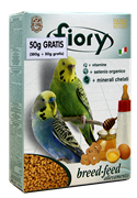 FIORY корм для разведения волнистых попугаев Breed-feed 400 г