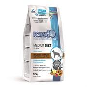 FORZA10 Medium Diet из конины и гороха