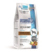 FORZA10 Medium Diet из конины и гороха (12 кг)