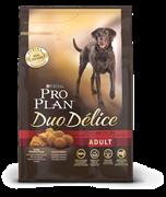 PRO PLAN® DUO DELICE для взрослых собак С ЛОСОСЕМ (2,5 кг)