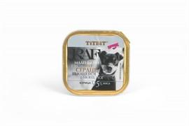 ТитБит Консервы для собак RAF Говядина 100 г