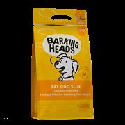 BARKING HEADS Для Собак с избыточным весом с Курицей и рисом Худеющий толстячок (2 кг)