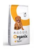 Organix Для щенков крупных пород (Puppy Large Breed Chicken)