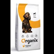 Organix Для взрослых собак с курицей и цельным рисом (Adult Dog Chicken) 18 кг