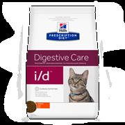Hills Prescription Diet I/D - Хиллс Сухой корм при заболеваниях ЖКТ для кошек (1,5 кг)
