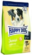 HAPPY DOG  Юниор   ягненок с рисом