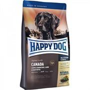 HAPPY DOG .корм д/собак Канада  (лосось, кролик, ягненок)
