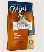 HAPPY DOG корм д/собак  Мини Тоскана