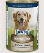 HAPPY DOG Ягненок  с рисом 0,4 кг