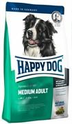 HAPPY DOG  Supreme Fit&Well - Medium Adult для взрослых собак средних пород (12,5 кг)