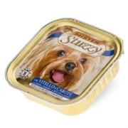 MISTER STUZZY DOG консервы для собак с Телятиной и Морковью 150 гр