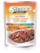 STUZZY DOG консервы для собак с Курицей в желе 100 гр