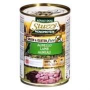 Stuzzy Monoprotein Консервированный корм для взрослых собак (с ягненком)