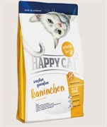 Happy Cat Эдалт СЕНСИТИВ ГРЕЙНФРИ Кролик