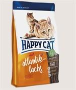"""Happy Cat Эдалт """"Хэппи Кэт"""" (атлантический лосось) ФитВелл (10 кг)"""