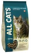 ALL CATS Полнорационный корм для взрослых кошек  (ALL CATS) (13 кг)