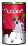 APPLAWS  консервы для собак, с говядиной и овощами, Dog Tin Beef with Vegetables