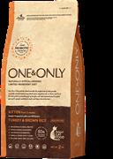 One&Only Turkey &Rice KITTENИндейка с рисом для котят (2 кг)