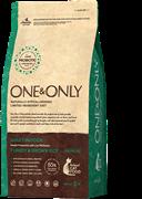 One&Only Turkey &Rice Adult INDOOR Индейка с рисом для домашних кошек ( 2 кг)