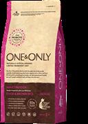 One&Only Duck & Rice Adult INDOR Утка с рисом для домашних кошек (2 кг)