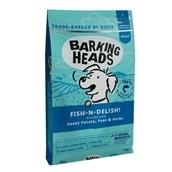 """BARKING HEADS Для Собак с Лососем, форелью и бататом """"Рыбка-вкусняшка"""""""