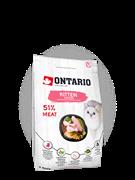 Ontario Корм Ontario для котят, с курицей, Ontario Kitten Chicken