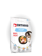 Ontario Корм Ontario для котят, с лососем, Ontario Kitten Salmon