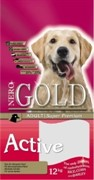 NERO GOLD Для Активных собак: Курица и рис (12кг)