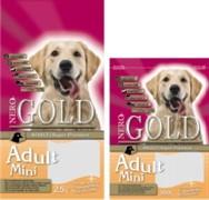 NERO GOLD Для Взрослых собак Малых пород (18 кг)