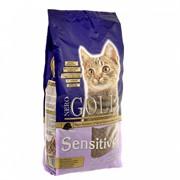 NERO GOLD Для Кошек с чувствительным пищеварением: Ягненок (Cat Adult Sensitive)