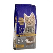 NERO GOLD  для профилактики мочекаменной болезни у стерилизованных кошек, Cat Sterilized