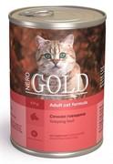"NERO GOLD кусочки в желе для кошек ""Сочная говядина"", Tempting Beef"