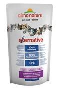 Almo Nature Alternative корм со свежей уткой (50% мяса) для кошек, HFC ALMO NATURE ALTERNATIVE CATS