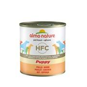 Almo-Nature Консервы для Щенков с Курицей (Classic Puppy&Chicken)