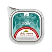 Almo-Nature Консервы для собак Меню с говядиной и картофелем (Daily menu Beef and Potatoes)  | Daily menu Beef and Potatoes 300 гр