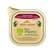 Almo-Nature Паштет для Собак с Говядиной и овощами (Bio Pate Beef&Vegetables)