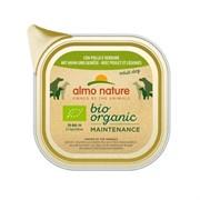 Almo-Nature Паштет для Собак с Курицей и овощами (Bio Pate Chicken&Vegetables)