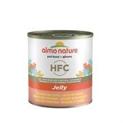 Almo-Nature Консервы для Кошек с Лососем и Тыквой (Classic Adult Cat Salmon&Pumpkin)