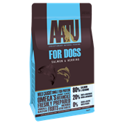AATU Корм для взрослых собак с лососем и сельдью